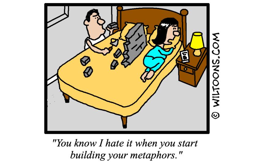 building a metaphor