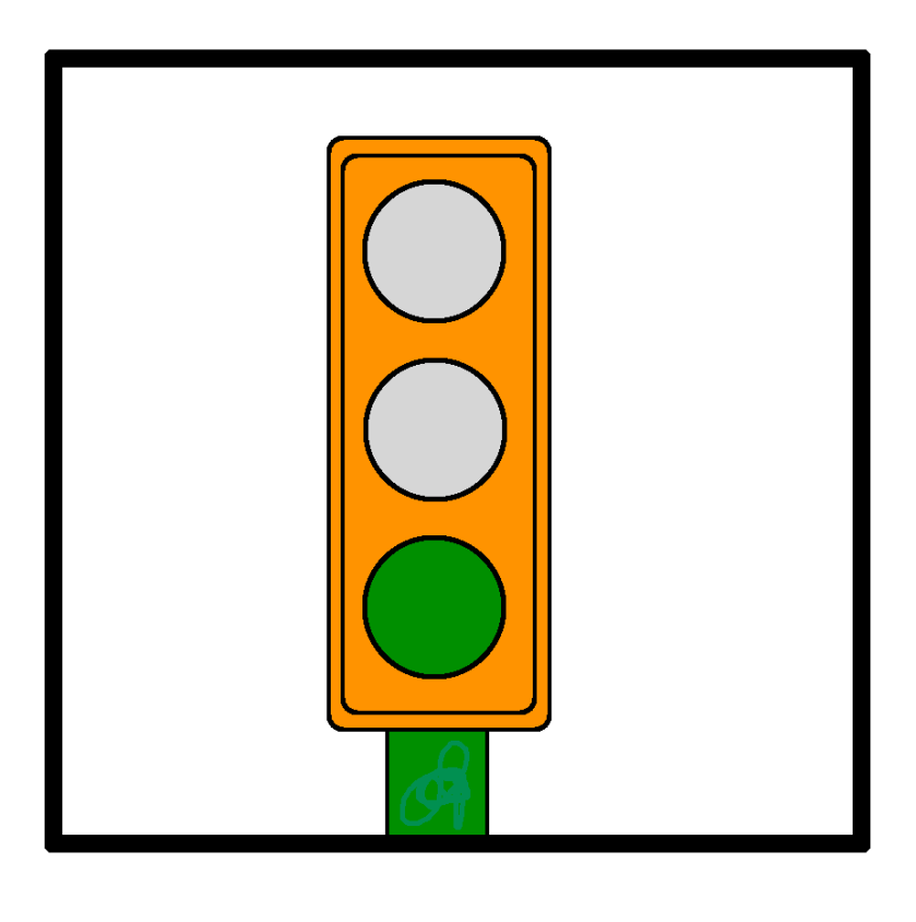 WILLY TRAFFIC LIGHT 3