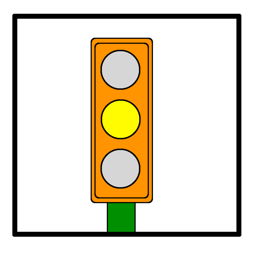 WILLY TRAFFIC LIGHT 6