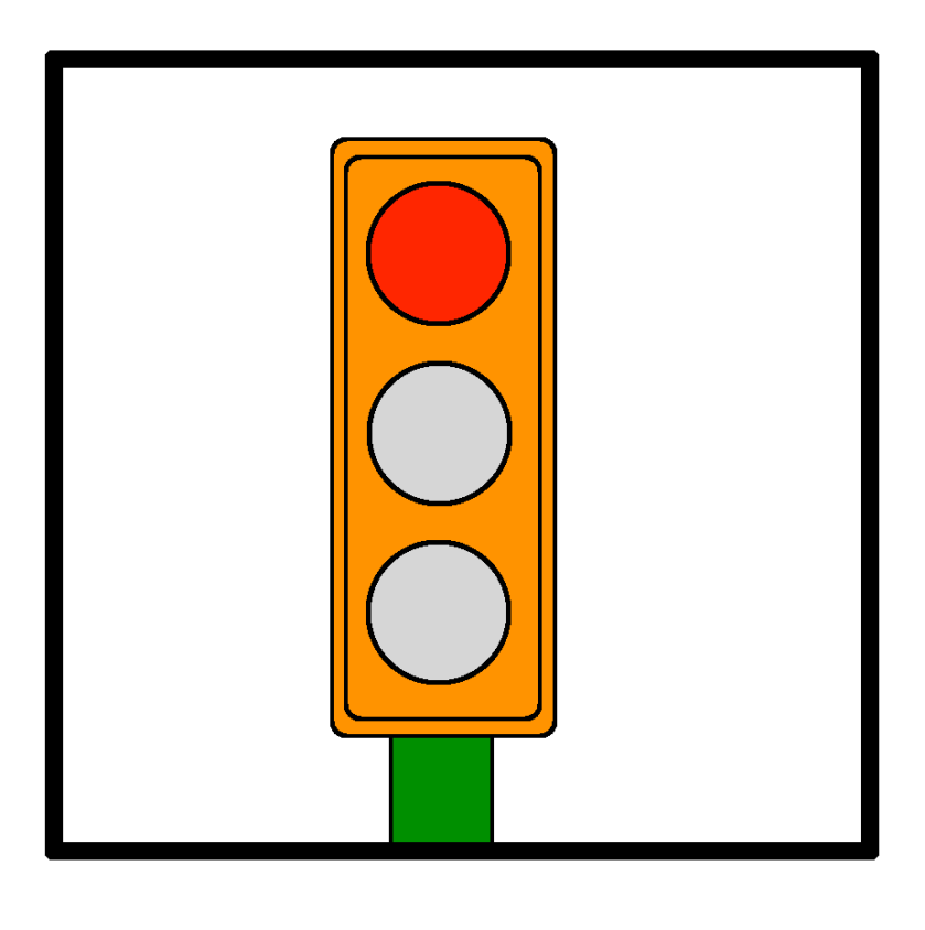 WILLY TRAFFIC LIGHT 8