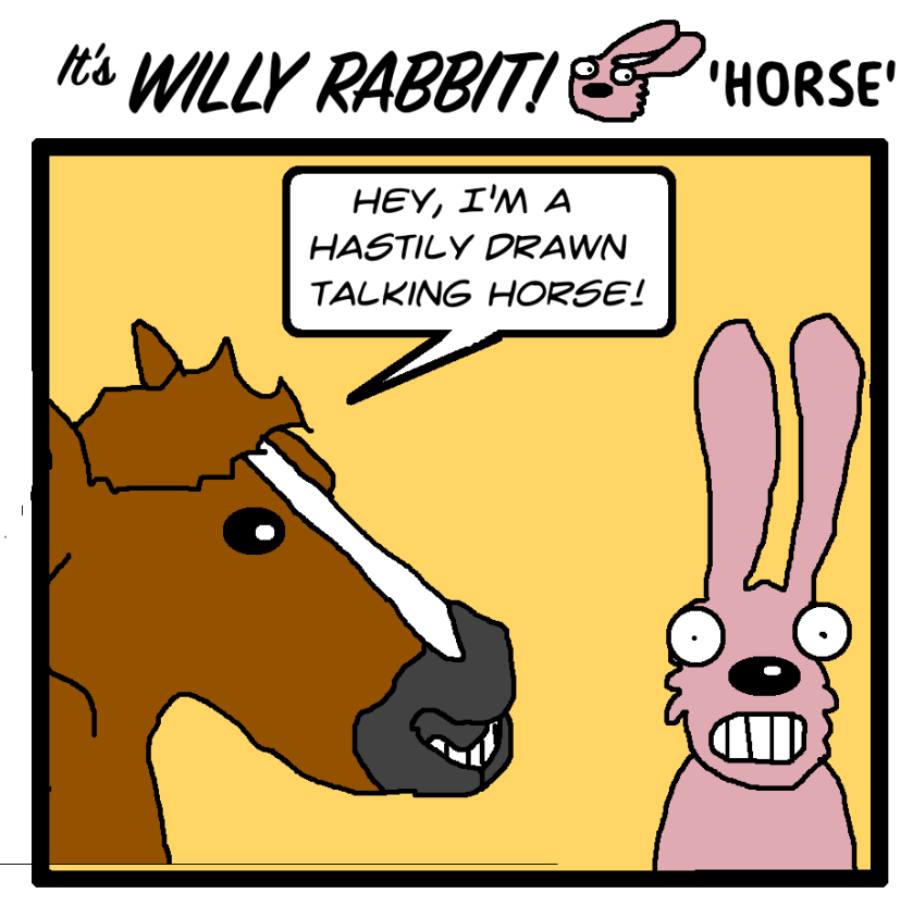 WILLY HORSE 1